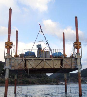 荒川漁港水産生産基盤整備工事(3工区)